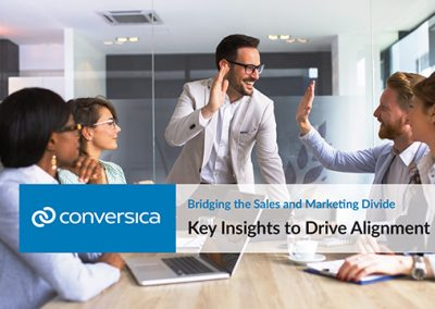 Bridging the Sales and Marketing Divide: Key Insights to Drive Engagement